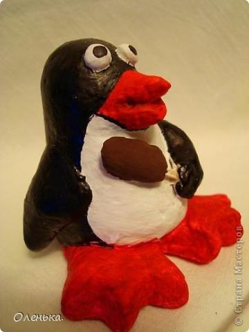 Соленый пингвиненок))). фото 3