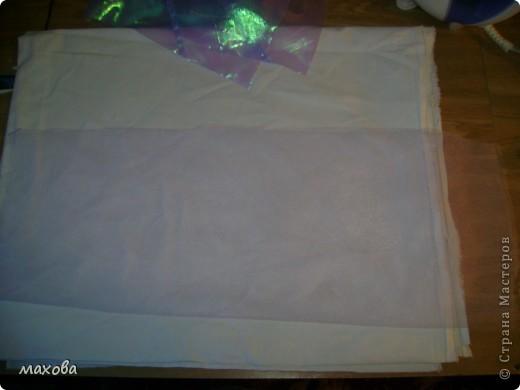 попробую показать как сделать вот такой отворот на платье(корсет  http://stranamasterov.ru/node/95427 )  фото 3