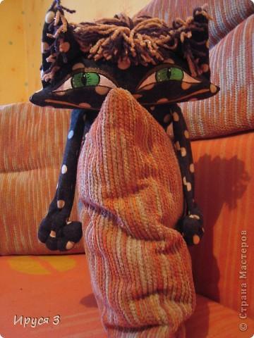 Кошечка в горошек фото 8