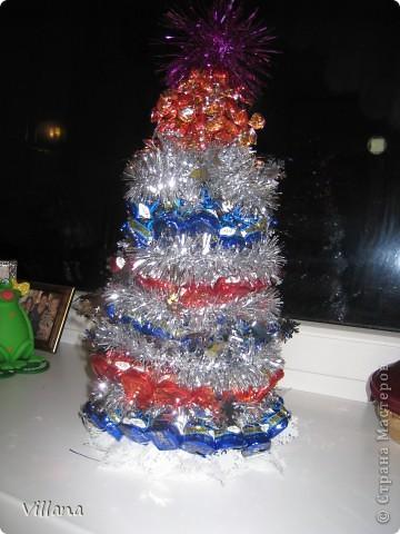 Такие ёлочкие я сделала в подарок своим родственникам и друзьям на Новый Год:))))))))))))))))) фото 2