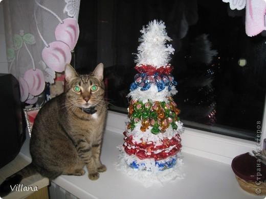 Такие ёлочкие я сделала в подарок своим родственникам и друзьям на Новый Год:))))))))))))))))) фото 4