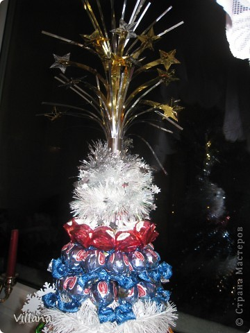 Такие ёлочкие я сделала в подарок своим родственникам и друзьям на Новый Год:))))))))))))))))) фото 5