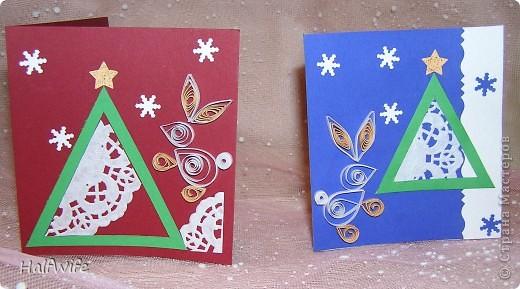 Все открытки делались в садик для воспитателей и персонала. фото 2