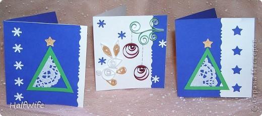 Все открытки делались в садик для воспитателей и персонала. фото 3