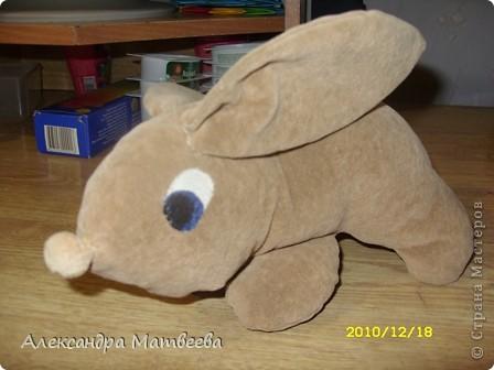 """Кота и кролика шила по книге Т.М. Золина, Т.И. Иванова """" Мягкая игрушка""""- Забавный зоопарк. А рыбку и черепаху придумала сама. фото 3"""