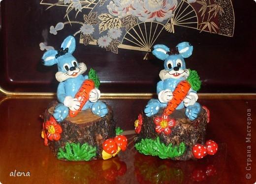 Вот такие мои зайчата! фото 2