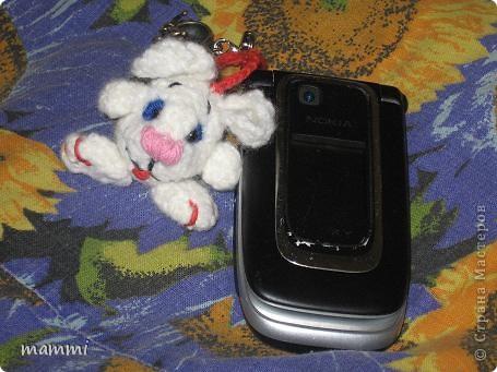 Вот нвязала подарочных зайчат фото 3