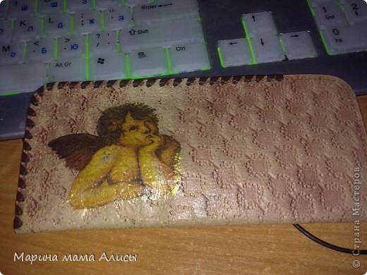 Вот такой очёчник в подарок для своей коллеги)) фото 1