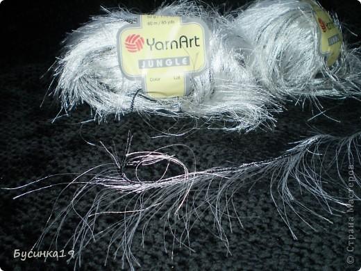 Шапка и шарф фото 2