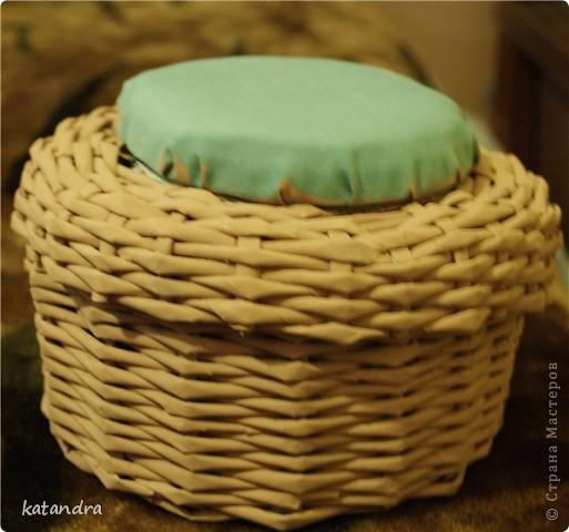 Моя корзина для белья. Какое же это интересное занятие!!  фото 2