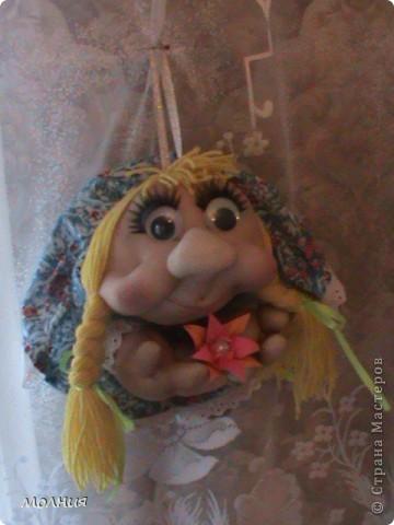 кукла - попик