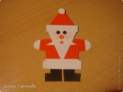 Вот такие магнитики мы будем делать с детишками в подарок на Новый год фото 2