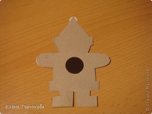Вот такие магнитики мы будем делать с детишками в подарок на Новый год фото 3