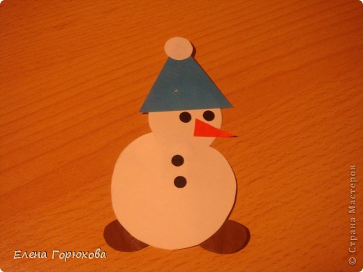 Вот такие магнитики мы будем делать с детишками в подарок на Новый год фото 4