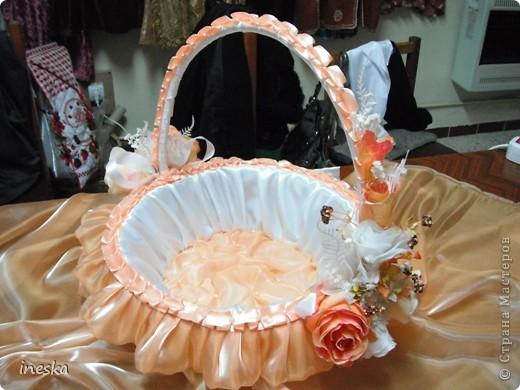 Мастер-класс Свадьба Шитьё Декор корзины для свадьбы для Лесной нимфы и всем кому пригодится фото 1