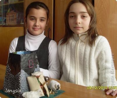 4 класс. Дзарасова Мила и Коцлова Милана.  фото 1