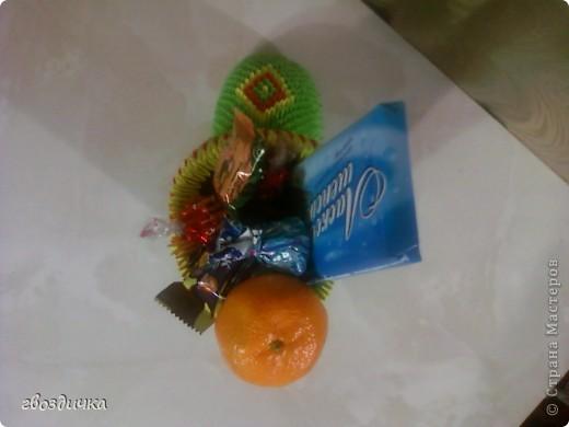 Сапожок с подарком под ёлочку. фото 5