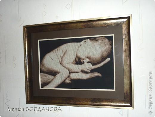 Малыш на ладошке. фото 1