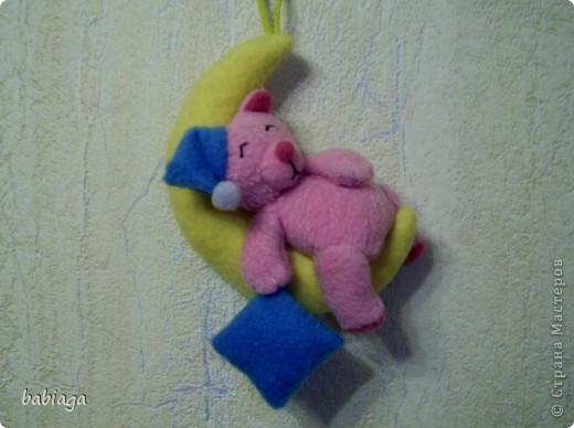 этого мишку я делала в подарок на день всех влюбленных. фото 1
