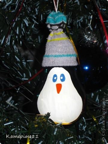 Вот такие ёлочные игрушки украшают нашу ёлочку в этом году фото 1