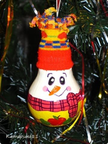 Вот такие ёлочные игрушки украшают нашу ёлочку в этом году фото 2
