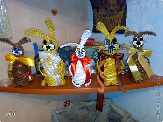 Подарки к Новому году-Кролики.