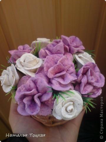 Цветы в подарок маме фото 1