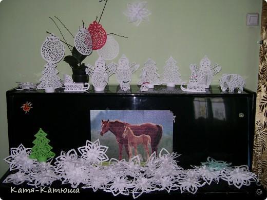 Снежинки-снежинки фото 7
