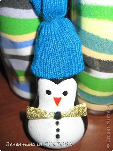 У снеговика появился дружок. фото 4