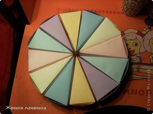 Вот так выглядит мой тортик фото 2