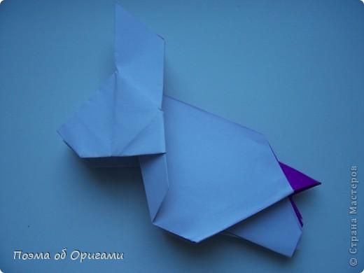 Объемный календарь 2011 Оригами.