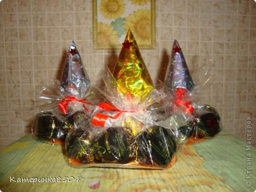 Букет на День Рождение бабушки. Ей понравилось!!))) фото 4