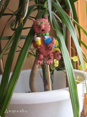 Это украшение для цветов в горшке. фото 5