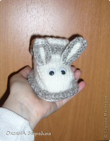 Вот какие зайчатки у меня получились.  фото 2
