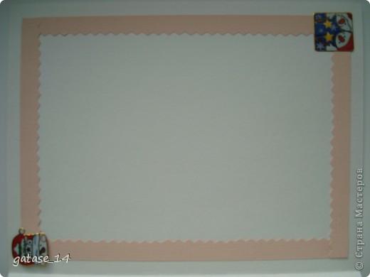 Еще несколько новогодних открыток! Очень понравилась открытка-елочка с лентами k.aktus , спасибо за идею!!!   фото 6