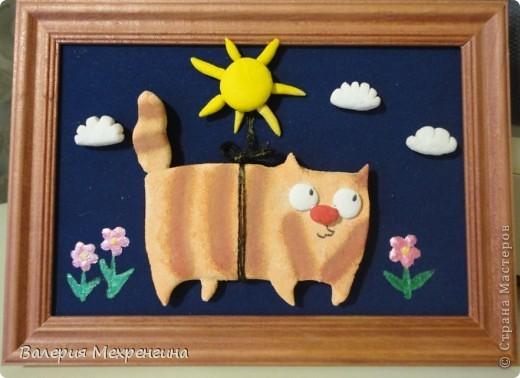 Солнечный котик ) фото 1