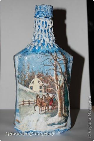 Декор бутылок. Выполнение на заказ к Вашему торжеству фото 15