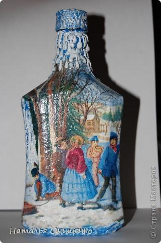 Декор бутылок. Выполнение на заказ к Вашему торжеству фото 14