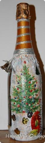 Декор бутылок. Выполнение на заказ к Вашему торжеству фото 17