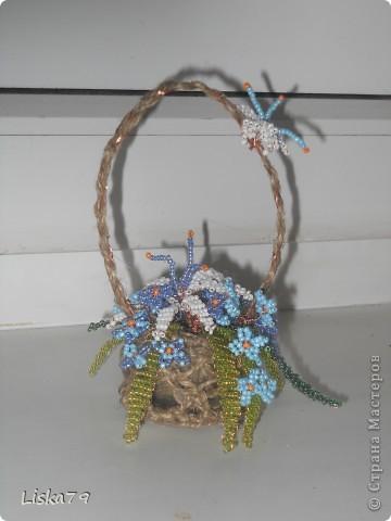 Дочино произведение:))))) Подарок бабушке на Новый Год:)))