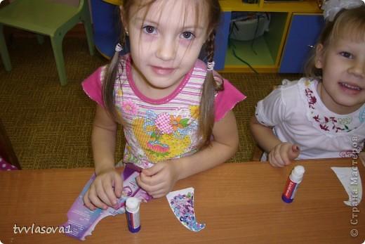 Работа моих дошколят к Новому Году. фото 2