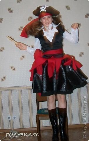 """""""Лесная нимфа"""" -  костюм внучки Оли. Она учится в 5 классе. Ободок и браслет украсила канзашками.  фото 5"""