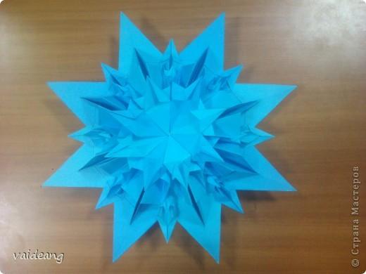 Снежинка Двухсторонняя фото 1