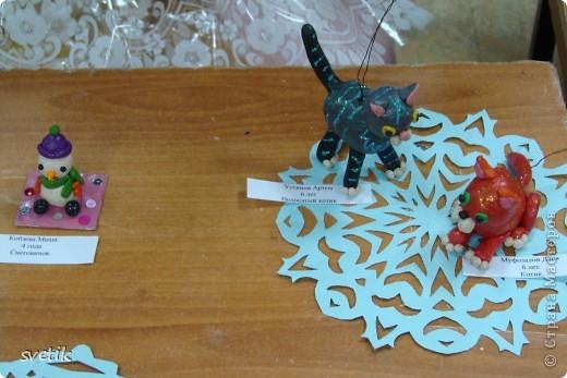 """В эти дни в ЦВР""""Эврика"""" проходит выставка детских работ, которую хотели бы Вам показать. фото 7"""