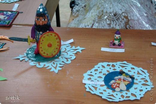 """В эти дни в ЦВР""""Эврика"""" проходит выставка детских работ, которую хотели бы Вам показать. фото 8"""
