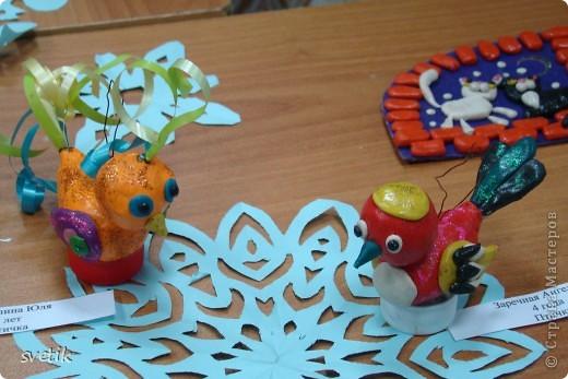 """В эти дни в ЦВР""""Эврика"""" проходит выставка детских работ, которую хотели бы Вам показать. фото 12"""