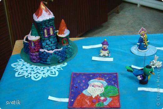 """В эти дни в ЦВР""""Эврика"""" проходит выставка детских работ, которую хотели бы Вам показать. фото 13"""