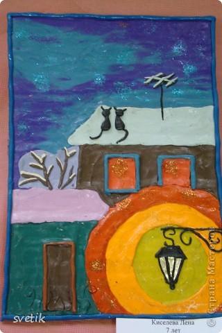 """В эти дни в ЦВР""""Эврика"""" проходит выставка детских работ, которую хотели бы Вам показать. фото 21"""