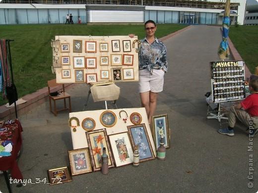 Ярмарка мастеров на День города фото 1