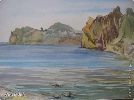Орджоникидзе с видом на Кара-Даг
